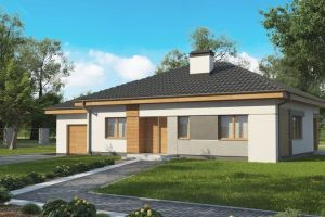 Проект дома 129 м2