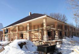 Дом в п. Жилино 400 м2