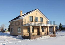 Дом в п. Искино 200 м2