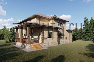№85 Проект дома на 215м2