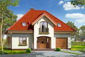 Проект двухэтажного дома 199 м2