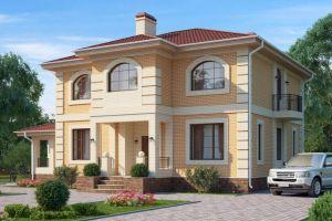 Проект дома 222 м2