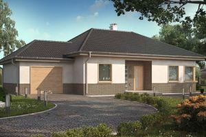 Проект дома 144 м2
