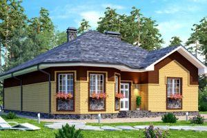 Проект дома 159 м2