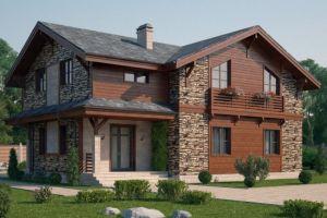 Проект дома 226 м2