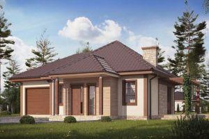Проект дома 293 м2